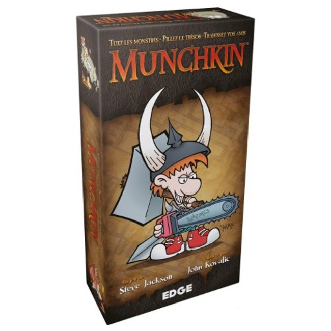 EDGE Munchkin (seconde édition) [French]