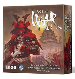 Fantasy Flight Games Age of War [français]