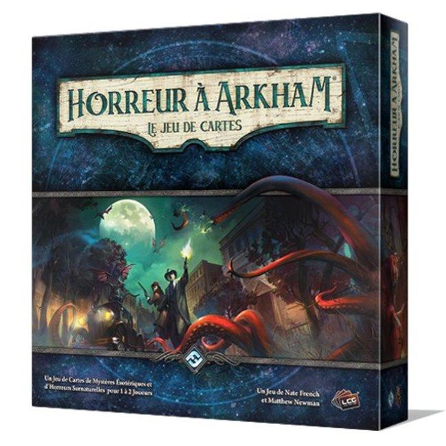 Fantasy Flight Games Horreur à Arkham - le jeu de cartes (JCE) [French]