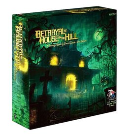 Avalon Hill Betrayal at House on the Hill [anglais]