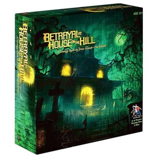 Avalon Hill Betrayal at House on the Hill [English]
