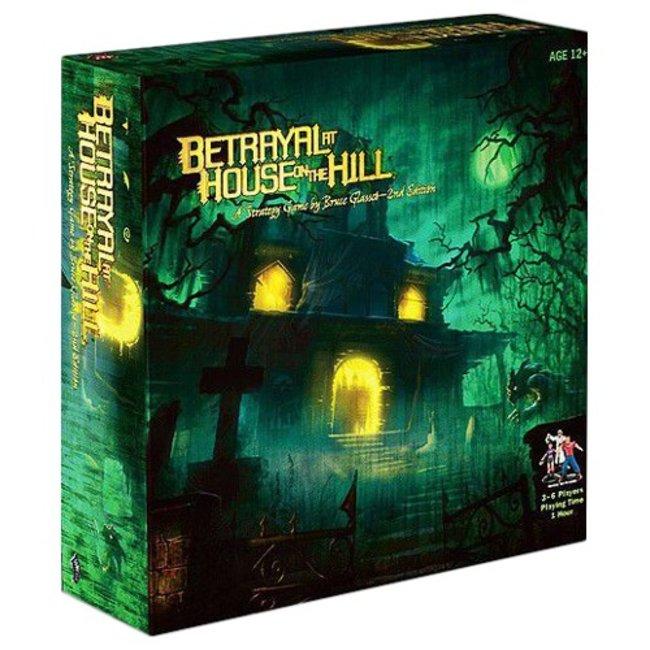Avalon Hill Betrayal at House on the Hill [anglais]