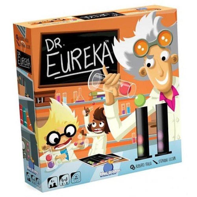 Blue Orange Dr Eureka [multilingue]
