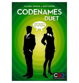 CGE Codenames - Duet [anglais]