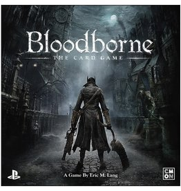 CMON Bloodborne - The Card Game (LCG) [anglais]