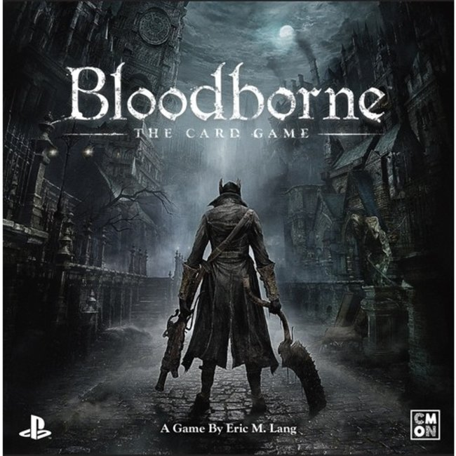 CMON Bloodborne - The Card Game (LCG) [English]