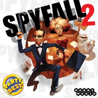 Cryptozoic Entertainment Spyfall 2 [English]