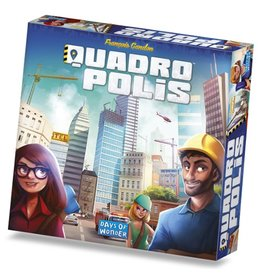 Days of Wonder Quadropolis [français]