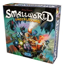 Days of Wonder Small World - Underground [français]