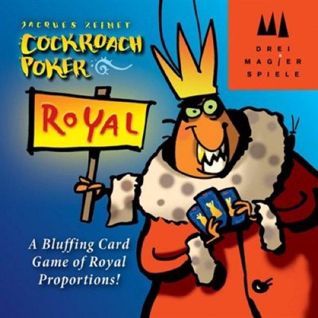 Drei Magier Spiele Cockroach Poker Royal [Multi]