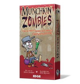 EDGE Munchkin - Zombies [français]