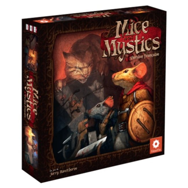 Filosofia Mice and Mystics [français]