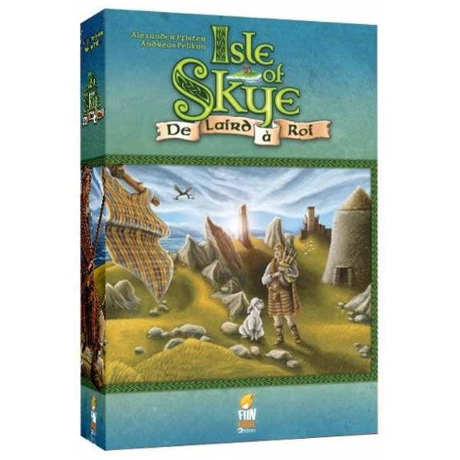 Funforge Isle of Skye - De Laird à Roi [French]
