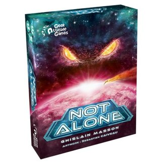 Geek Attitude Games Not Alone [French]