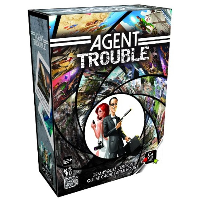 Gigamic Agent Trouble [French]