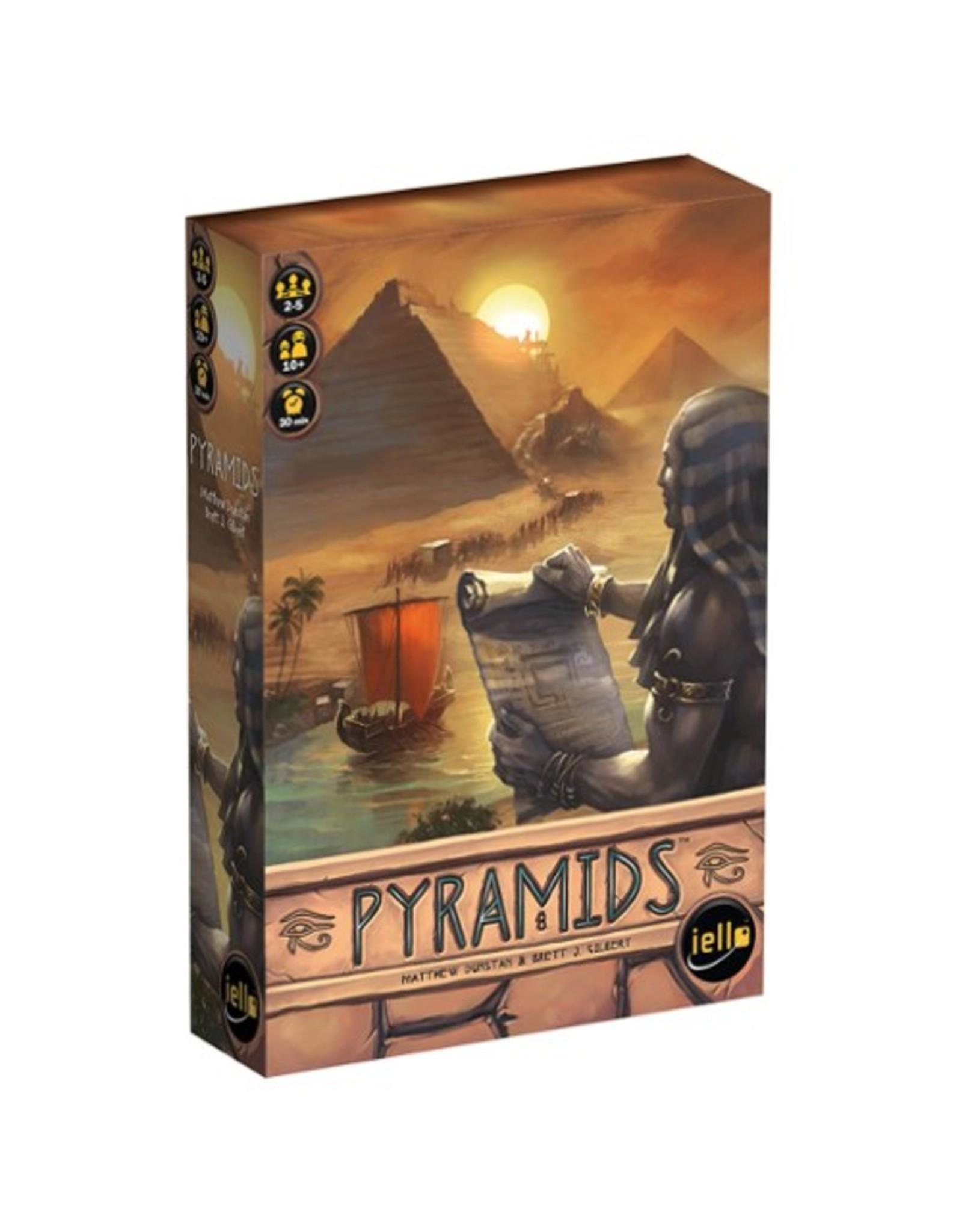Iello Pyramids [français]