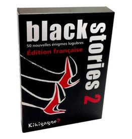 Kikigagne? Black Stories 2 [français]