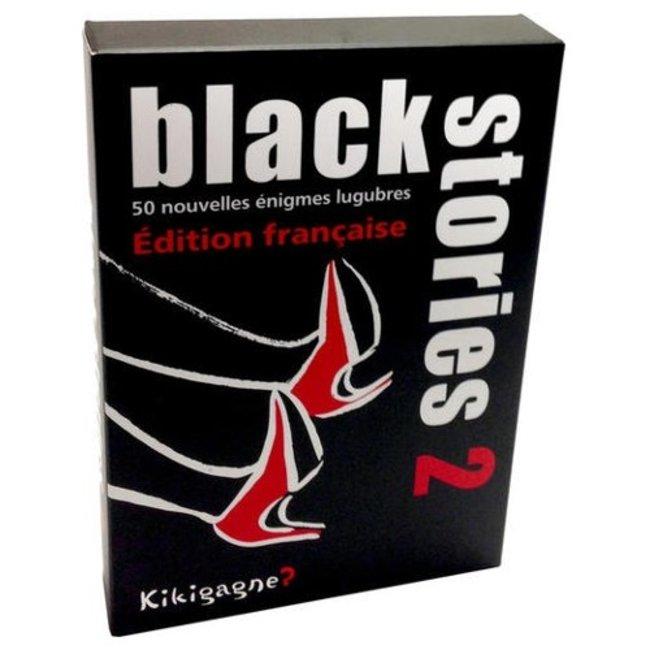 Kikigagne? Black Stories 2 [French]