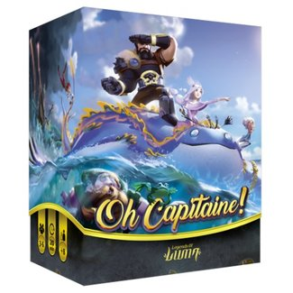 Ludonaute Oh Capitaine ! [French]
