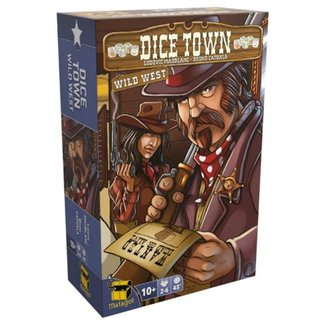 Matagot Dice Town : Wild West [French]
