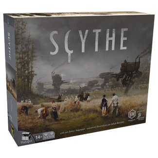 Matagot Scythe [French]