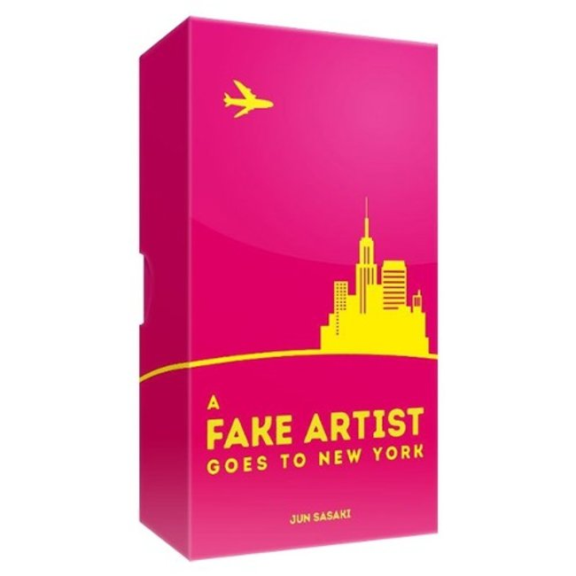 Oink Games A Fake Artist Goes to New York [multilingue]