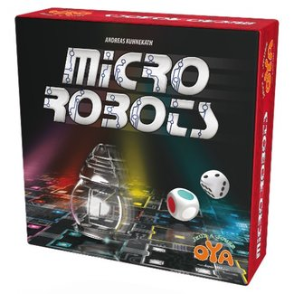 Oya Micro Robots [French]