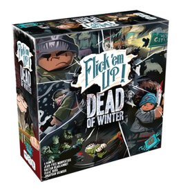Pretzel Games Flick'em Up ! - Dead of Winter [français]