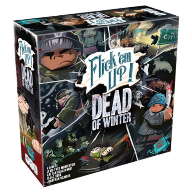 Pretzel Games Flick'em Up ! - Dead of Winter [French]
