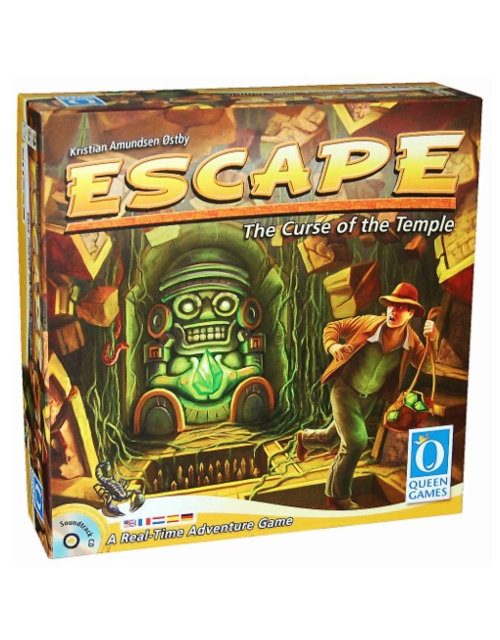 Queen Games Escape - The Curse of the Temple [multilingue]