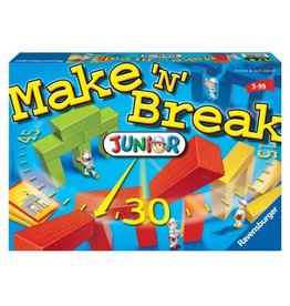 Ravensburger Make 'N' Break - Junior [multilingue]