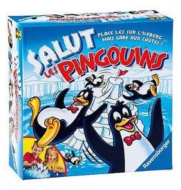Ravensburger Salut les pingouins [français]