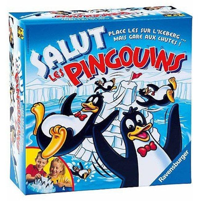 Ravensburger Salut les pingouins [French]