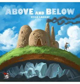 Red Raven Games Above and Below [anglais]