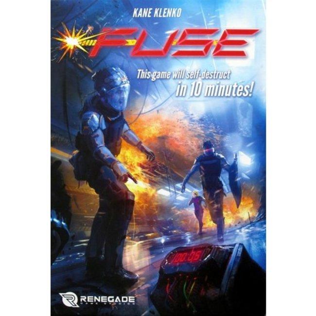 Renegade Game Studios Fuse [anglais]