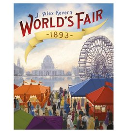 Renegade Game Studios World's Fair 1893 [anglais]