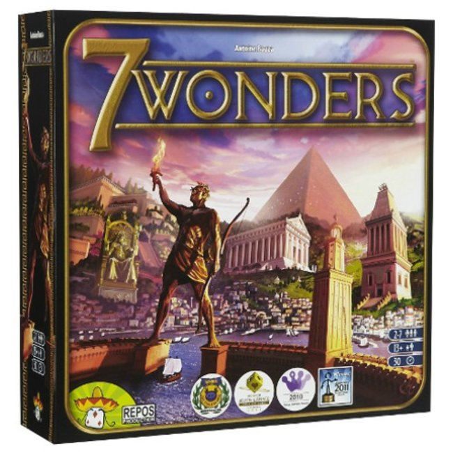 Repos Production 7 Wonders (1ère édition) [French]
