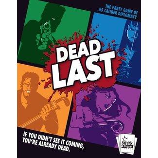Smirk & Dagger Games Dead Last [anglais]