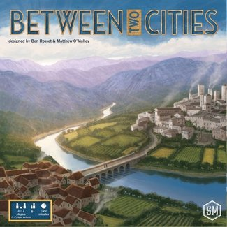 Stonemaier Games Between Two Cities [anglais]