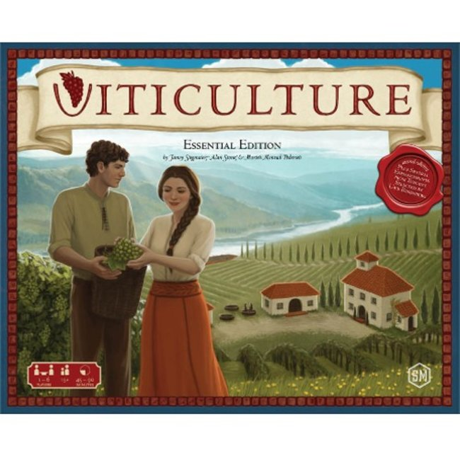 Stonemaier Games Viticulture - Essential Edition [English]