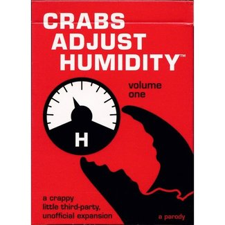Vampire Squid Cards Crabs Adjust Humidity - Volume One [anglais]
