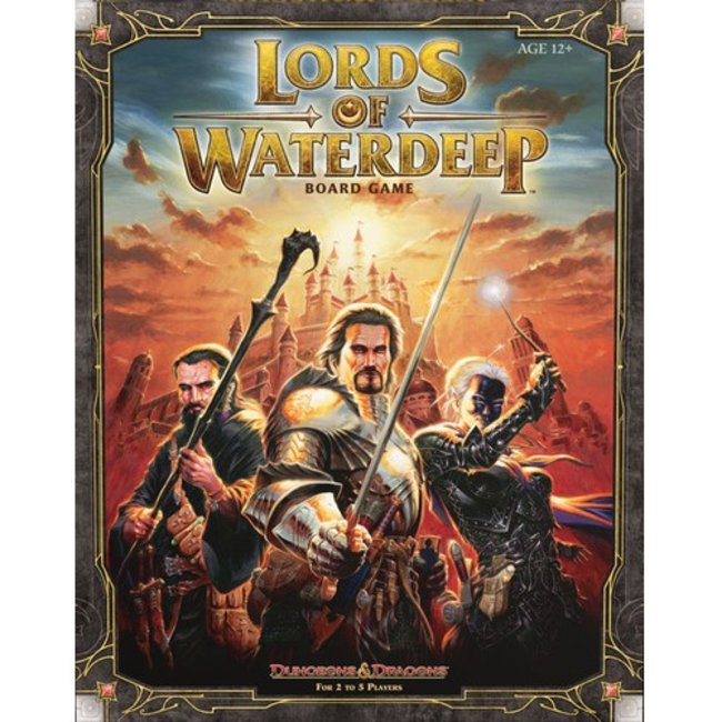 Wizard of the Coast Lords of Waterdeep [anglais]