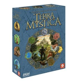 Z-Man Terra Mystica [multilingue]