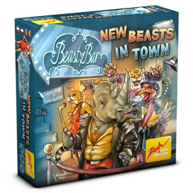 Zoch Zum Spielen Beasty Bar - New Beasts In Town [multilingue]