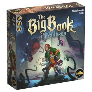 Iello Big Book of Madness (the) [French]
