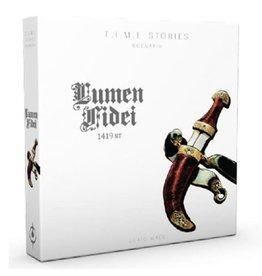 Space Cowboys Time Stories : Lumen Fidei [français]