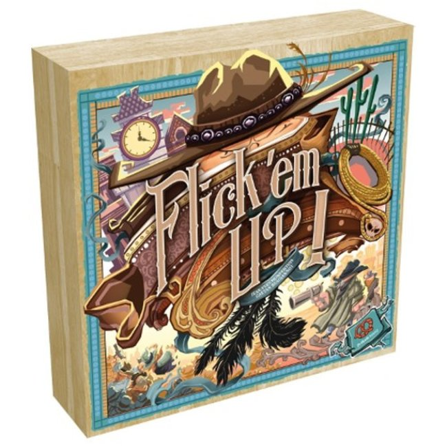 Pretzel Games Flick'em Up ! [multilingue]