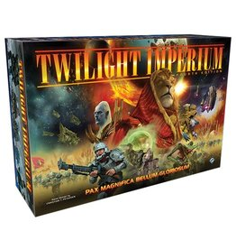 Fantasy Flight Games Twilight Imperium (4th Edition) [anglais]