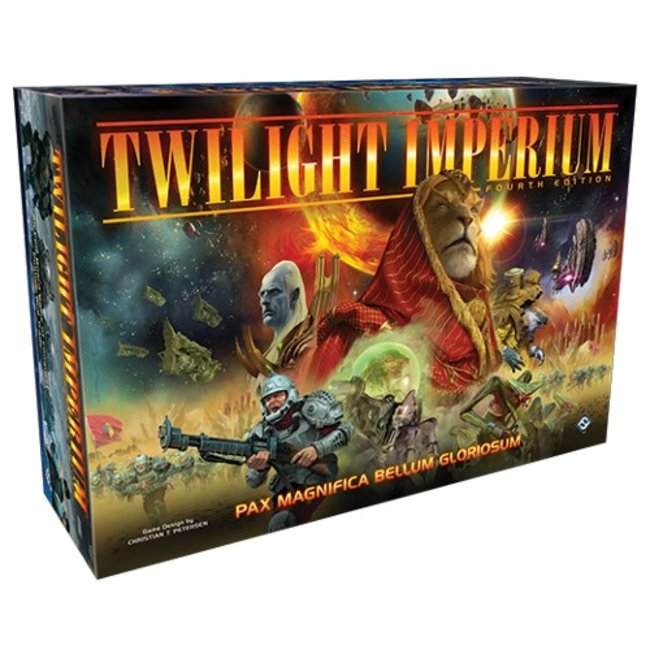 Fantasy Flight Games Twilight Imperium (4th Edition) [English]