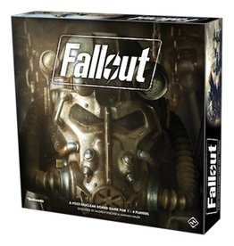 Fantasy Flight Games Fallout [anglais]